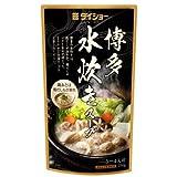 ダイショー博多水炊きスープ 750g×10袋