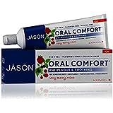 海外直送品 Jason Natural Products Toothpaste Oral Comfort Non-Fluoride CoQ10 Gel, 4.2 Oz