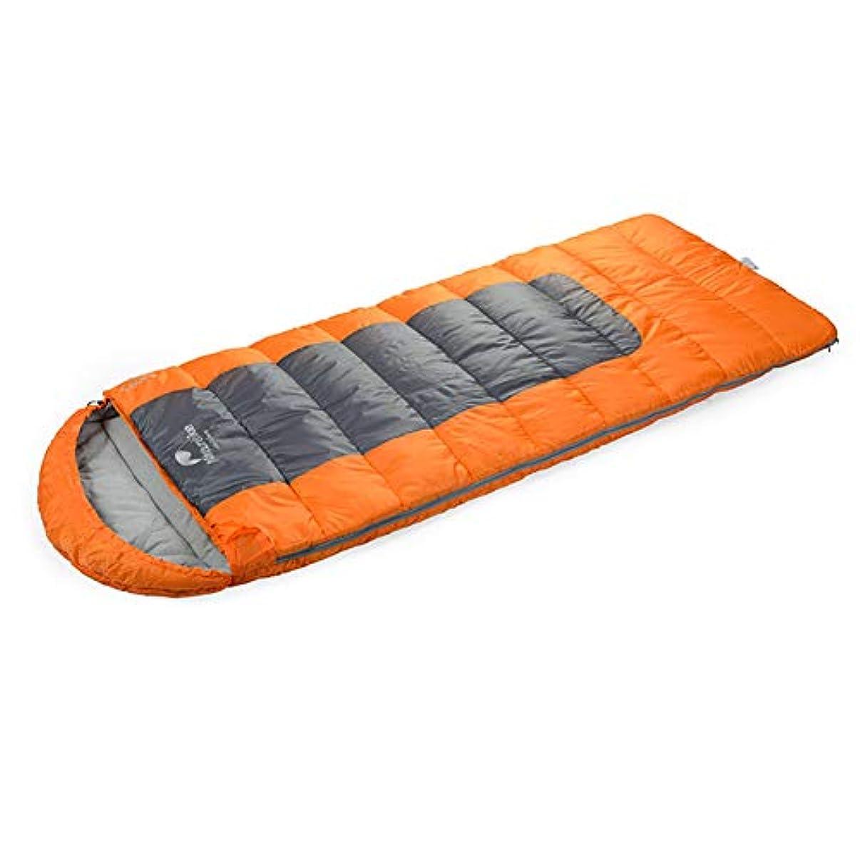本体測定可能棚旅行の寝袋、ポータブル防水と大人の車のための防風キャンプ用寝袋、野生の生存キャンプ自己運転の屋外機器
