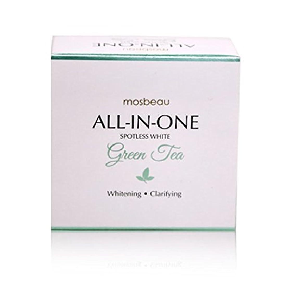 怠けたご注意待ってmosbeau Spotless White GREEN TEA Facial Soap 100g モスビュー スポットレス ホワイト グリーンティー フェイシャル ソープ