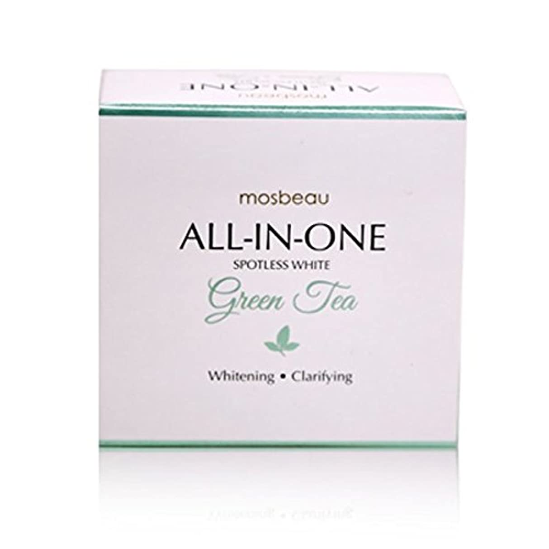 限定発明する暫定mosbeau Spotless White GREEN TEA Facial Soap 100g モスビュー スポットレス ホワイト グリーンティー フェイシャル ソープ