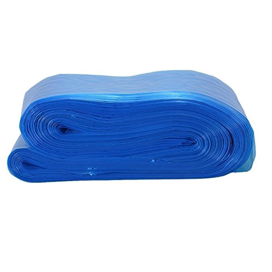 前提不規則性夕暮れRaiFu タトゥークリップカバー バッグ タトゥーアクセサリー コード スリーブバッグ タトゥーマシンのため 使い捨て プロフェッショナル ブルー 100PCS/パック