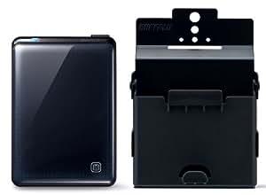 BUFFALO 地デジ3倍・BS4倍録画対応 テレビ用 ポータブルハードディスク 500GB HDX-PN500U2/V