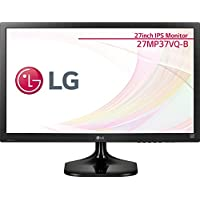 LG 27MP37VQ-B ディスプレイ モニター 27インチ/AH-IPS非光沢/フルHD/HDMI