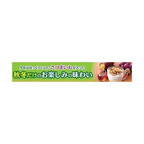 カルビー フルグラ 4種の実りメープル味 700gの紹介画像4