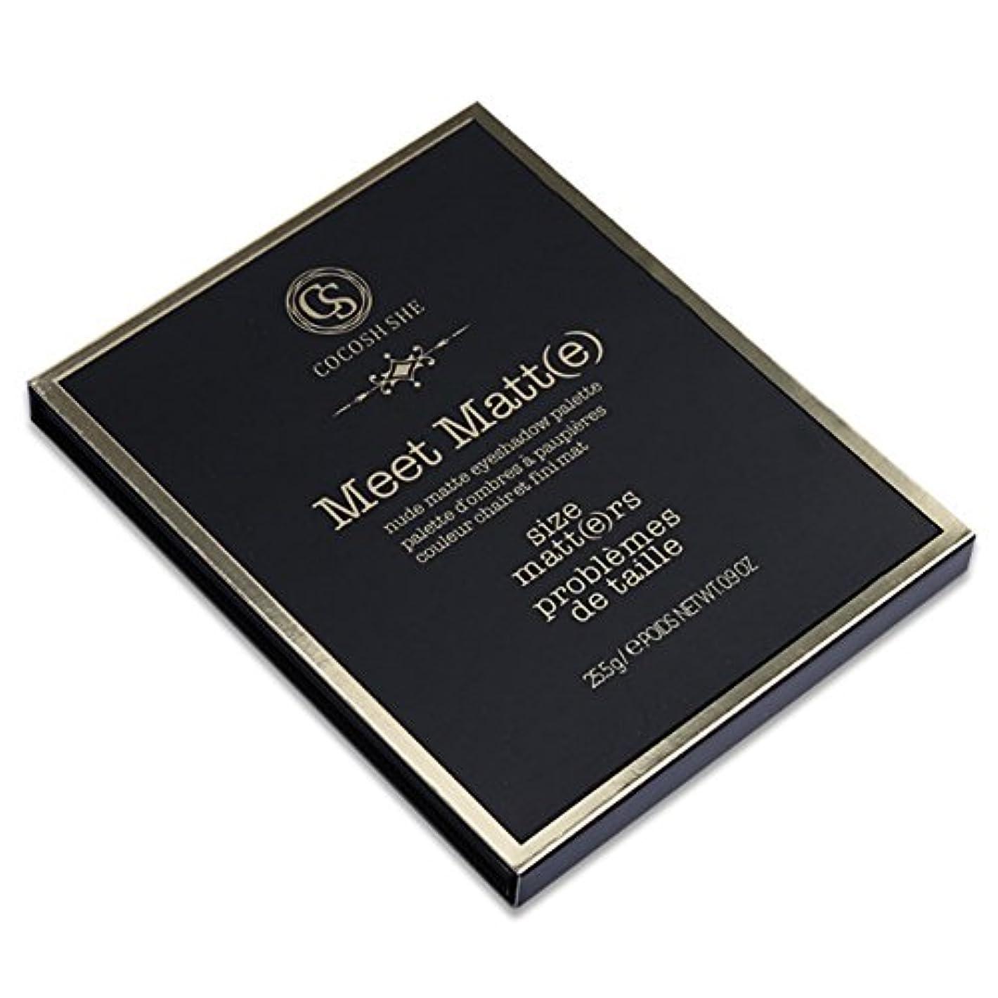 ソファー発明する立ち寄るアイシャドーパレット スムースマットアンダーグラウンドアイシャドーパレットアイズ顔料粉末化粧品(970)