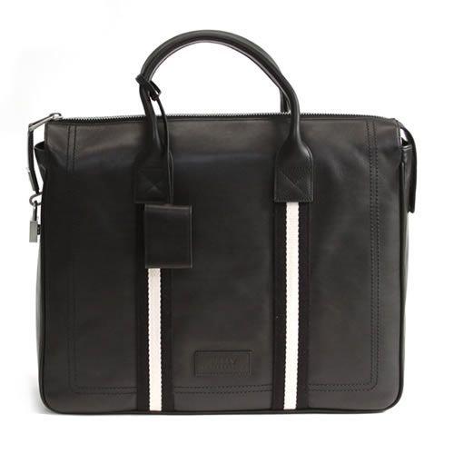 バリー ブリーフケース ビジネスバッグ カーフ ブラック ≪2013AW≫ TAJEST-MD 280 BLACK「並行輸入品」