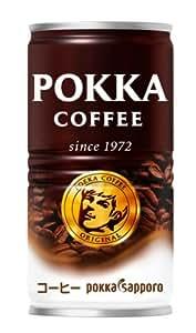 ポッカコーヒー オリジナル 190g×30本