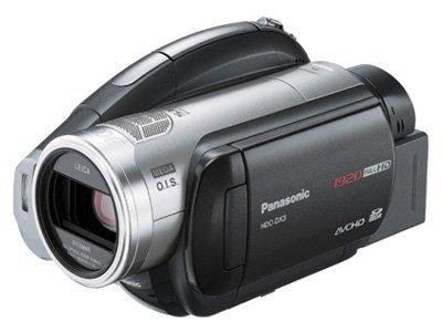 Panasonic デジタルハイビジョンDVDビデオカメラ 3CCD搭載 HDC-DX3-S