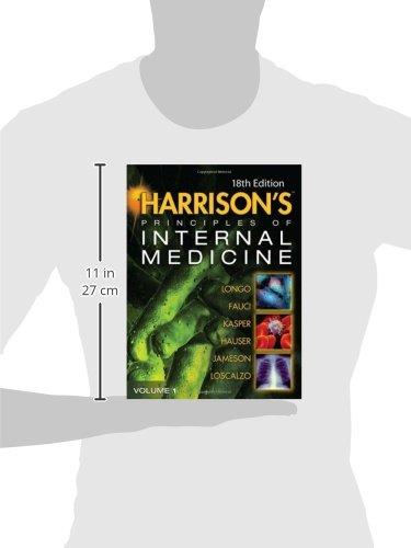 『Harrison's Principles of Internal Medicine, 18th Edition (2-volume set)』の4枚目の画像