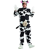 Comical Cow Adultコミカルな牛大人用?ハロウィン?サイズ:Standard One-Size