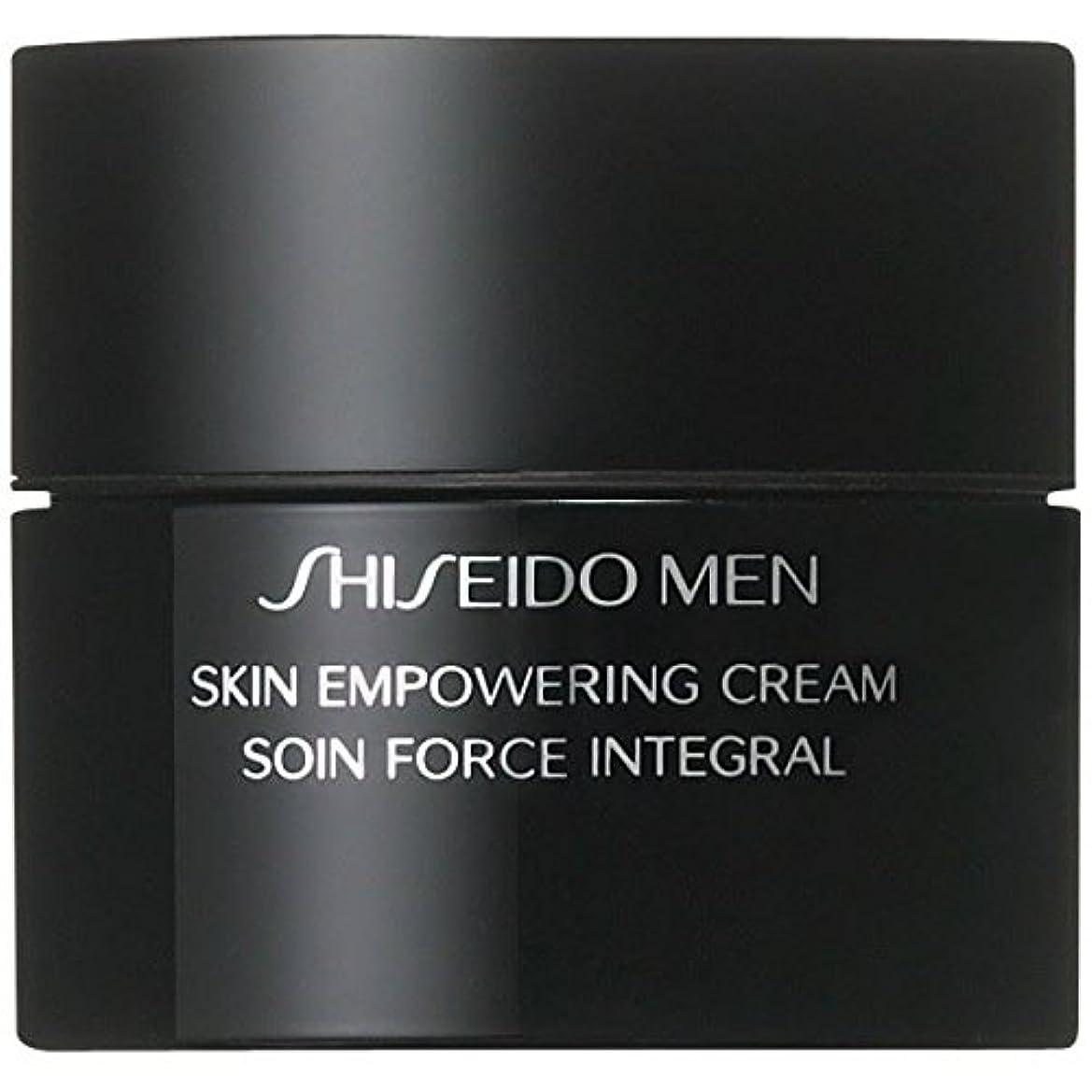 クール説教フランクワースリー[Shiseido ] クリーム50ミリリットルを力づける資生堂の男性用スキン - Shiseido Men Skin Empowering Cream 50ml [並行輸入品]