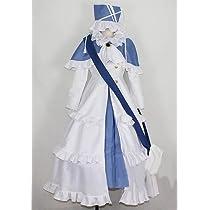 コスプレ衣装 魔法少女おりこ☆マギカ■美国織莉子■コスチューム---女性LLサイズ