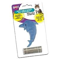 Ethical Pet 詰め替え可能な猫のおもちゃ、海の生き物。