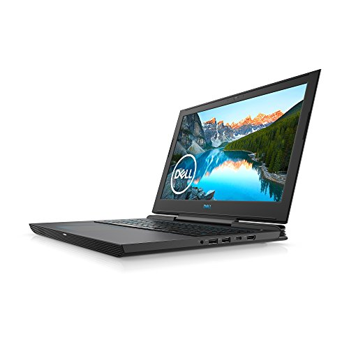 Dell ゲーミングPC ノートパソコン Dell G7 15 7588 core i7 ブラック 19Q12B/Windows10/15.6FHD/8GB/128GB SSD+1TB HDD/GTX1050Ti