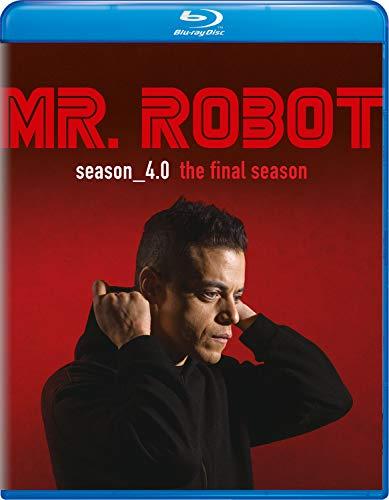 Mr. Robot: Season 4: The Final Season [Blu-ray]