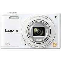 Panasonic デジタルカメラ ルミックス SZ10 光学12倍 ホワイト DMC-SZ10-W