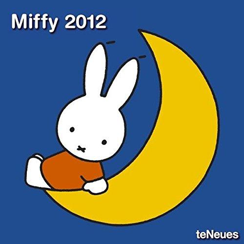 2012 Miffy Grid Calendar