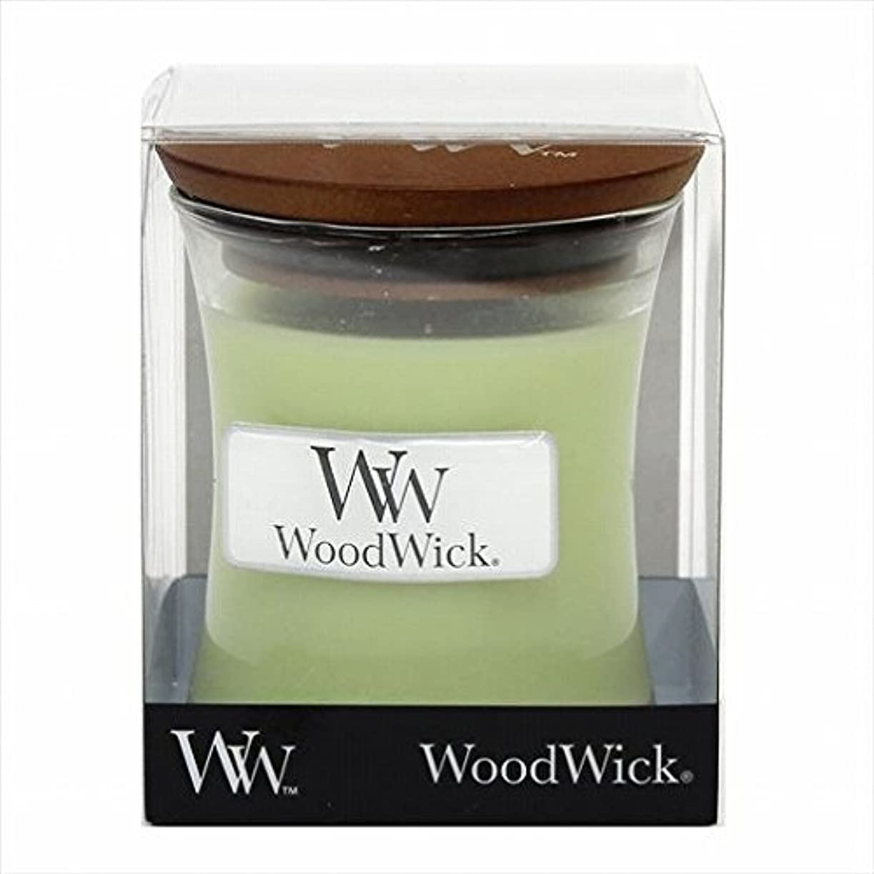 すでに租界ローラーカメヤマキャンドル(kameyama candle) Wood Wick ジャーS 「 ウィロー 」