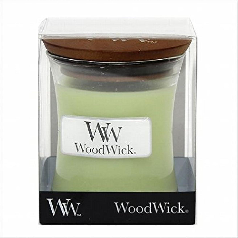 暗殺者写真撮影分岐するカメヤマキャンドル(kameyama candle) Wood Wick ジャーS 「 ウィロー 」