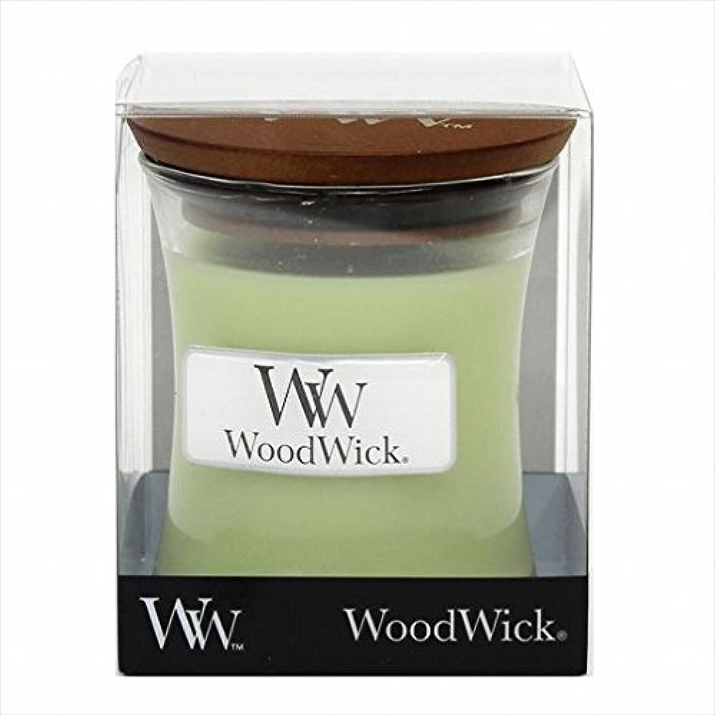 偽善びっくりしたトランスミッションカメヤマキャンドル(kameyama candle) Wood Wick ジャーS 「 ウィロー 」