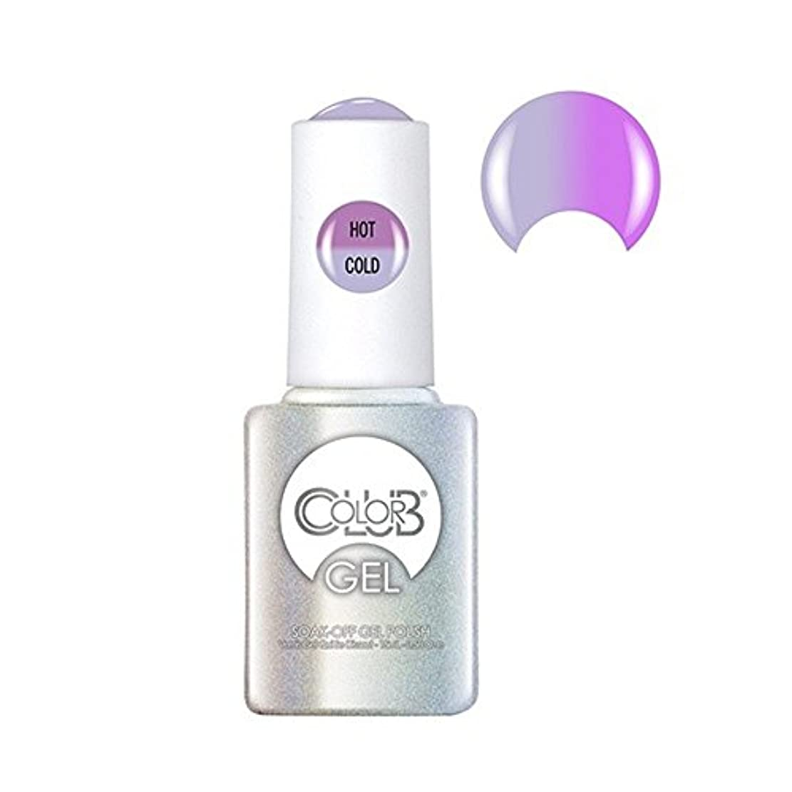 中傷消去混合Color Club Gel Polish - Easy Breezy - 0.5oz / 15ml