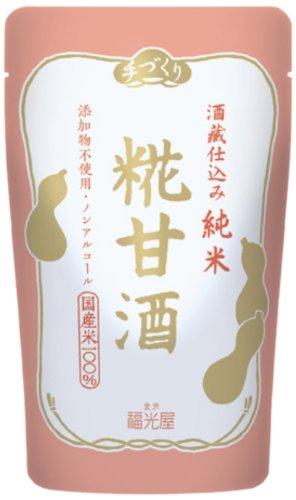福光屋 酒蔵仕込み 純米 糀甘酒 150g×20袋