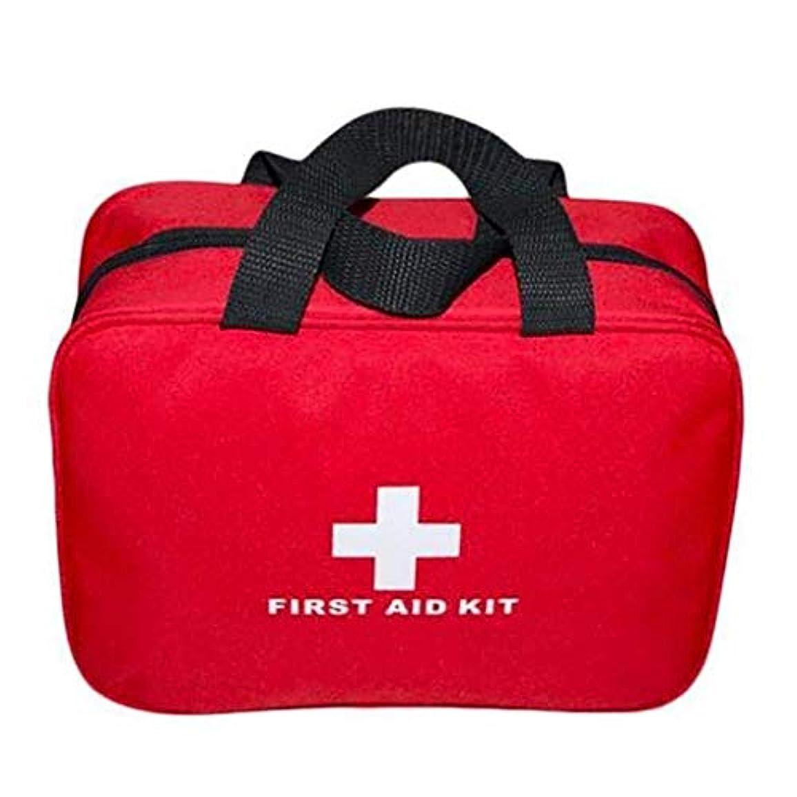 魔術師要求するメールを書くJJJJD コンパートメントが付いている救急箱の空袋、旅行緊急のパッケージの生存の袋、医学の貯蔵袋の箱