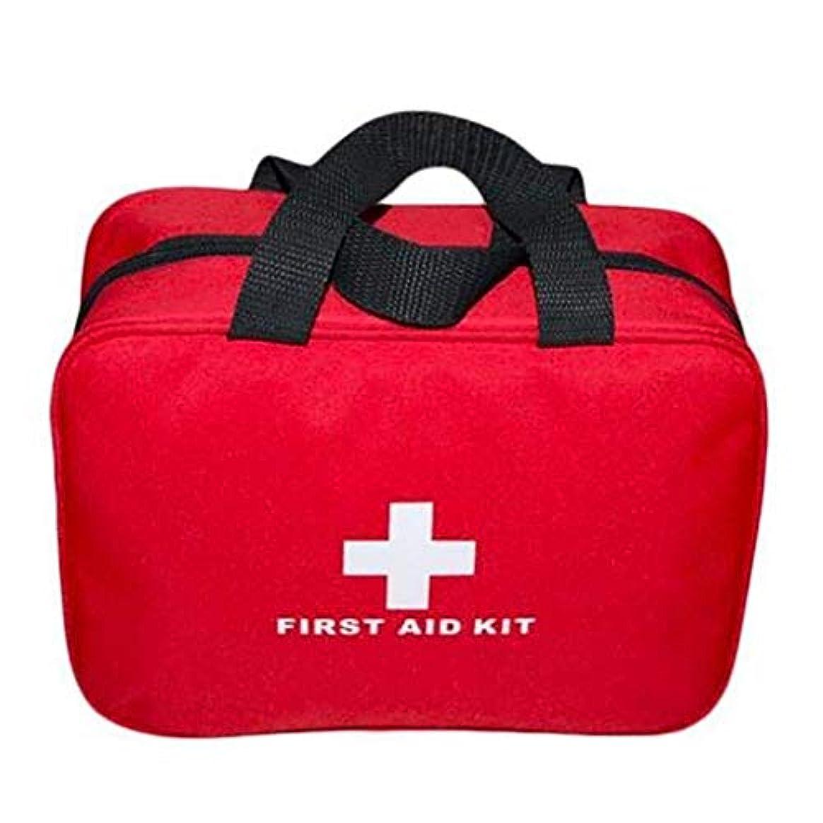 境界修理工土曜日Yxsd コンパートメントが付いている救急箱の空袋、旅行緊急のパッケージの生存の袋、医学の貯蔵袋の箱