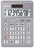 カシオ スタンダード電卓 グリーン購入法適合 ミニジャストタイプ 8桁 MW-8GB