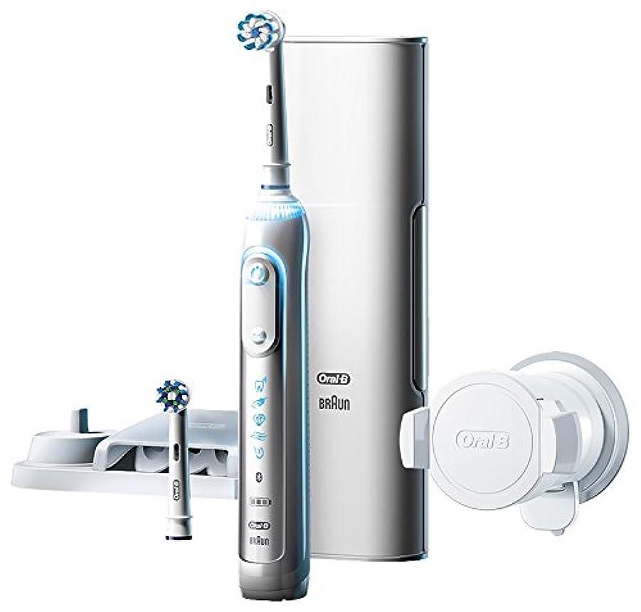 お香避けられないたるみブラウン オーラルB 電動歯ブラシ ジーニアス9000 ホワイト D7015256XCTWH
