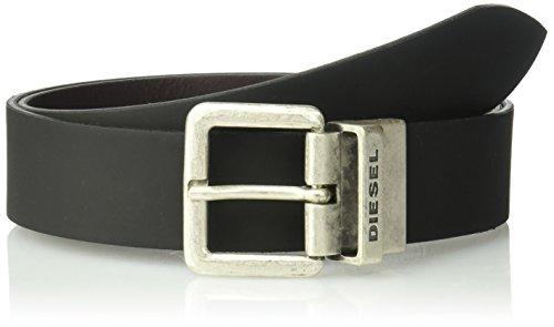 (ディーゼル) DIESEL メンズ ベルト - B-DOUBLEC - belt X03820P0875 90 (L) ブラウン系その他 H2953