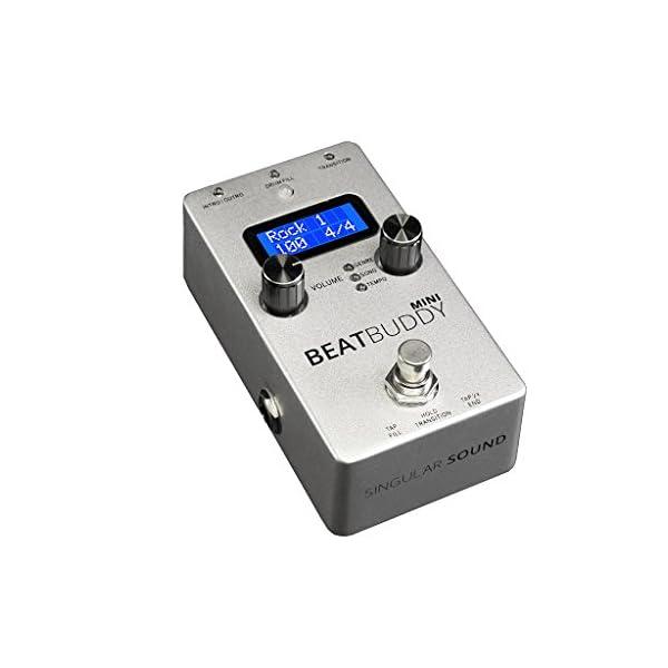 「BeatBuddyMini」ギターペダル型ド...の紹介画像2