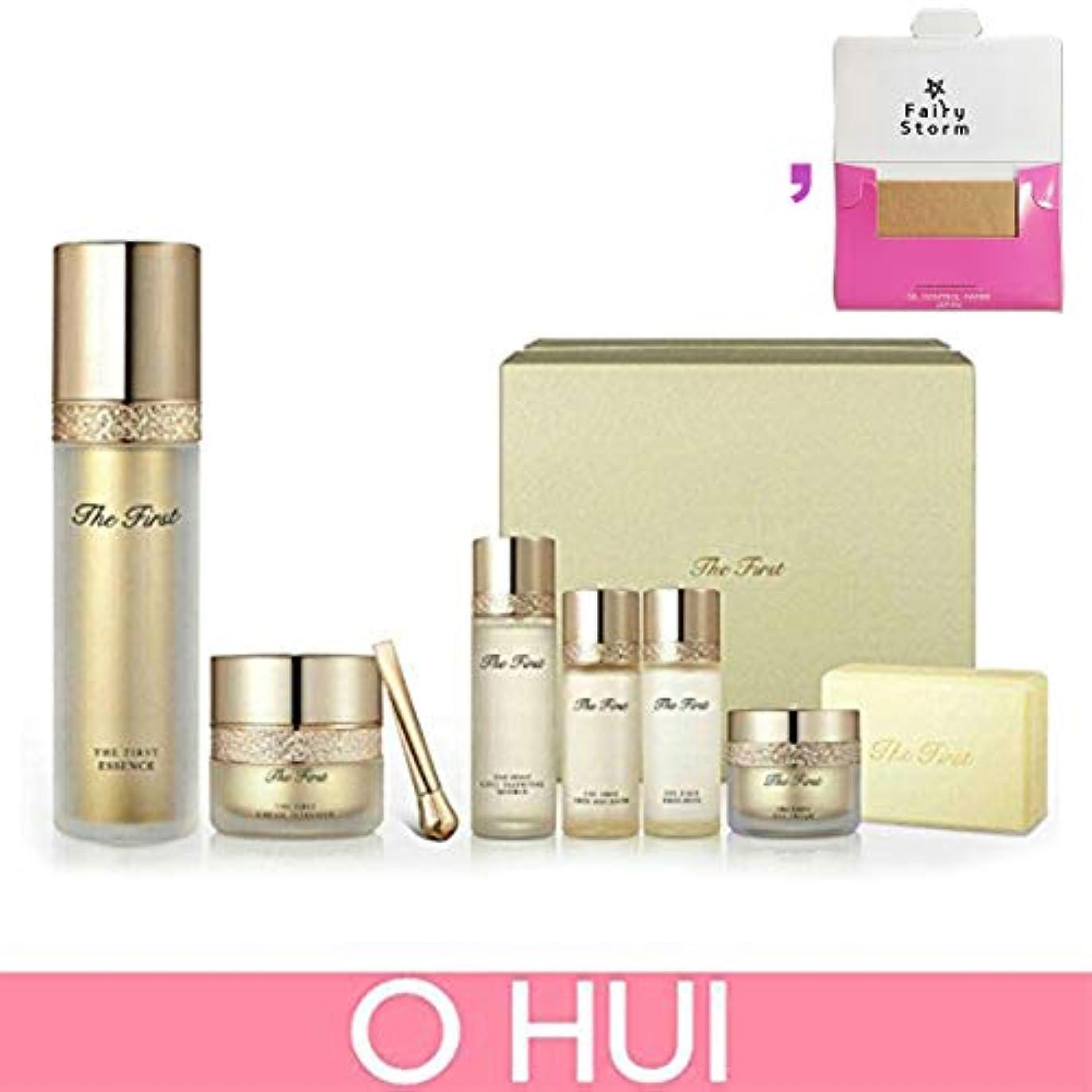 ナチュラル敵他に[オフィ/O HUI]Ohui The First Essence Gold Edition Special Set 100ml /OH ザ ファースト エッセンス 100ml + [Sample Gift](海外直送品)