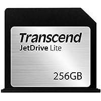 "Transcend Macbook Air専用 SDスロット対応拡張メモリーカード JetDrive Lite 130 256GB for Macbook Air 13"" (Late 2010 - Early 2015) TS256GJDL130"