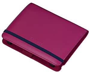 カシオ 電子辞書 エクスワード用ケース XD-CC2105VP ブックカバータイプ ビビッドピンク