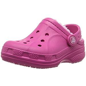 [クロックス] クロッグ クロックス ウィンター クロッグ キッズ 203874 Candy Pink/Carnation C12/C13(18.5 cm)