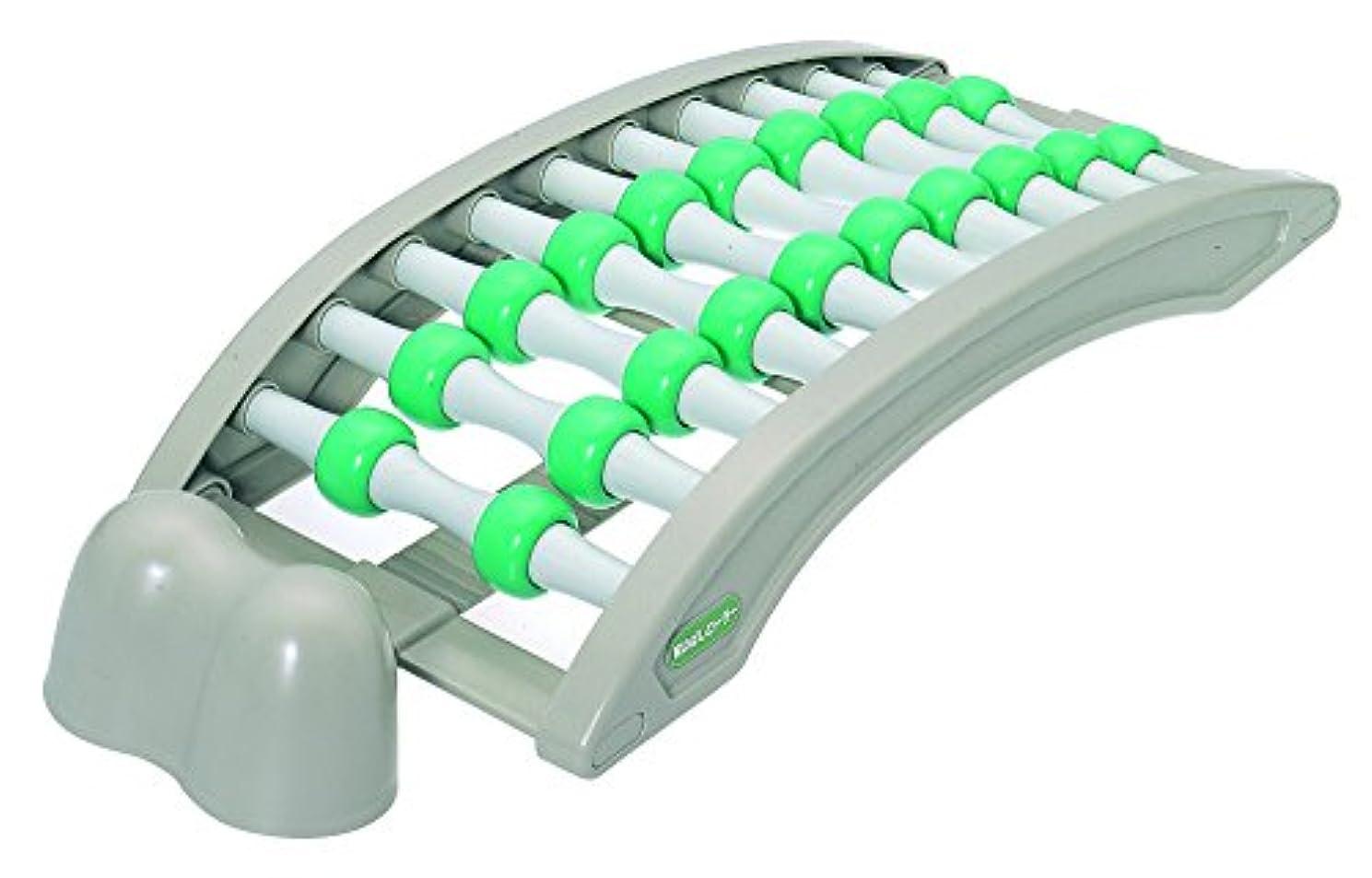 レール適用する常習的アイワ 健康器具 背のばしローラー