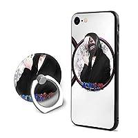东京喰种 トーキョーグール Tokyo Ghoul スマホケース iPhon 7/8 専用ケース DIY 薄型 ソフト