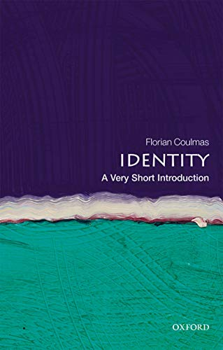 Identity: A Very Short Introduction (Very Short Introductions) (English Edition)