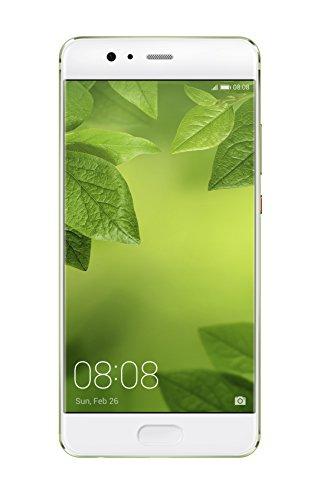 Huawei 5.5型 P10 Plus SIMフリースマートフォン グリー...