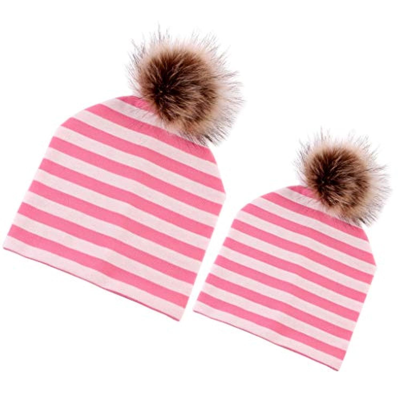 B Baosity 全6色 母 ベビー 小物 新生児 帽子 キャップ ハット ソフトボール 幼児用 ヘッドウェア