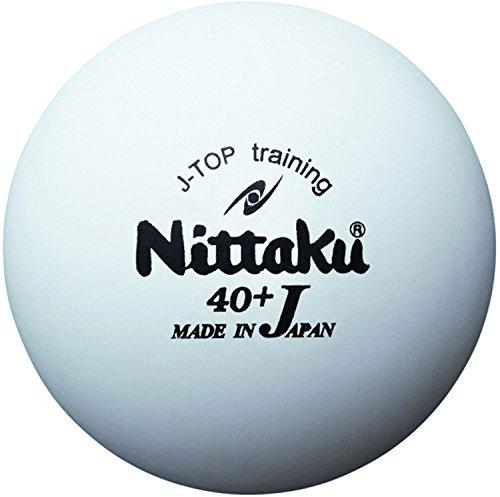 ニッタク(Nittaku) 卓球 ボール 練習用 ジャパントップトレ球 10ダース(120個入り) NB1367