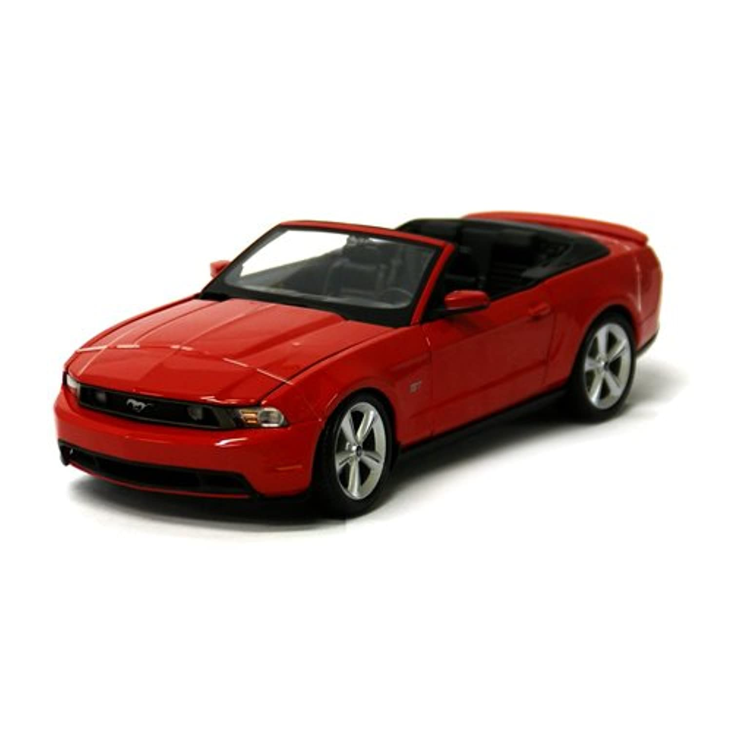[1/18] 2010 Ford Mustang GT RED Maisto 【ダイキャストカー