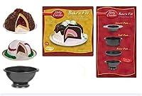 Betty Crocker Bake'n Fill 4 Piece Bake Set by Betty Crocker