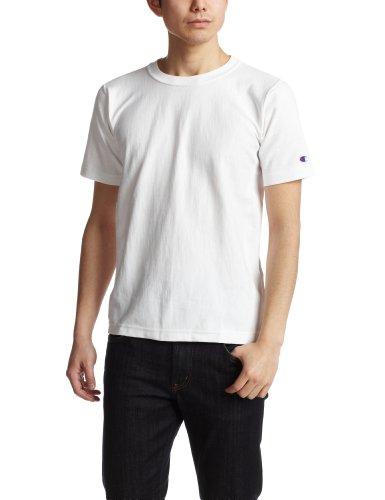 (チャンピオン)Champion Tシャツ リバースウィーブ C3-X301 [メンズ] 010 ホワイト L