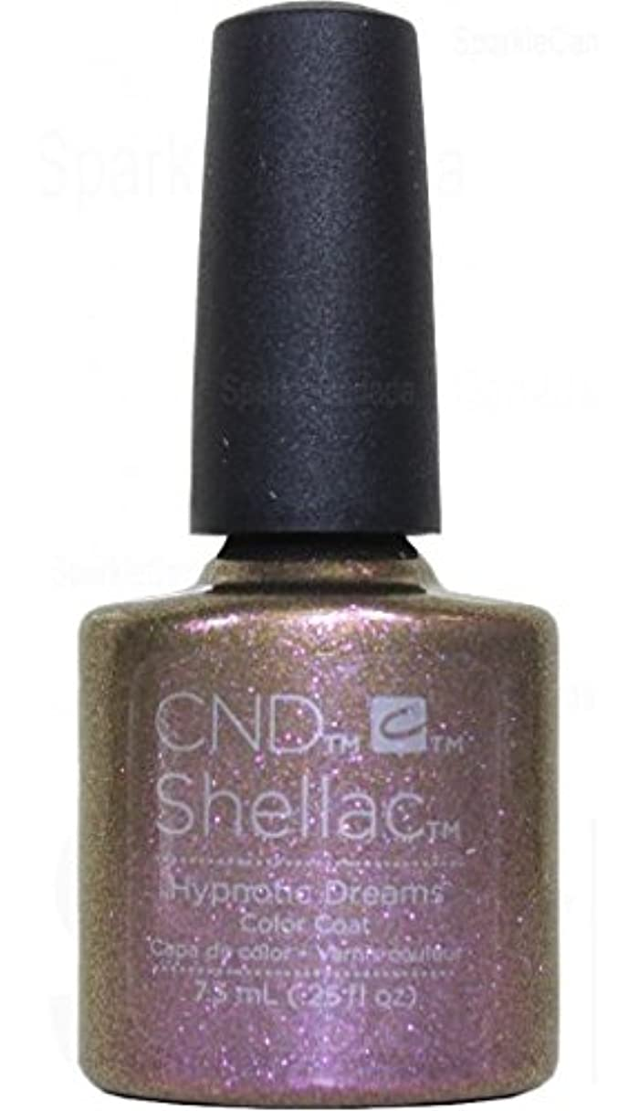 上がるスローガン行商人CND Shellac Gel Polish - Fall 2017 Night Spell Collection - Hypnotic Dreams - 0.25oz/7.3ml