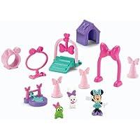 フィッシャープライス ディズニー ミニー 着せ替え Disney's Minnie Paw Pack(X5316)【並行輸入】
