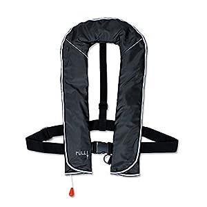 ライフジャケット 膨張式ライフジャケット 救命胴衣 手動膨張式 ベストタイプ 首掛けタイプ