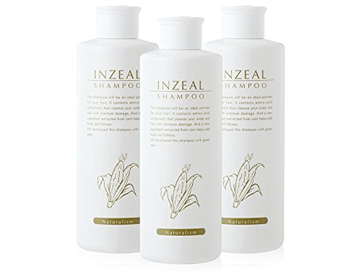 INZEAL シャンプー 300ml 3本セット